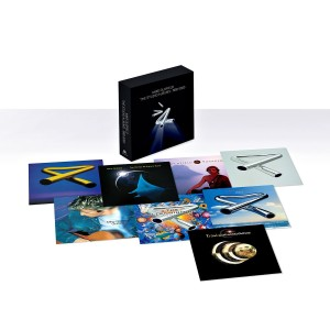 MIKE OLDFIELD The Studio Albums: 1992 - 2003 8XCD