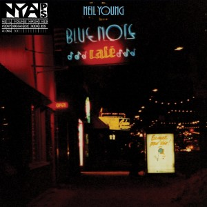 NEIL YOUNG Bluenote Cafe - BOX NUMBERED 4xLP 180g