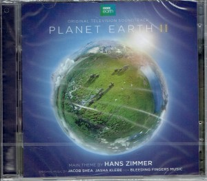 HANS ZIMMER Planet Earth II - 2xCD (SILCD1526)