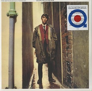 RSD17 Quadrophenia  (The Soundtrack Of The Who) parka green color vinyl