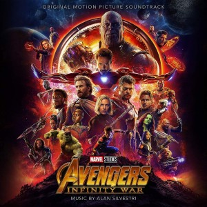 ALAN SILVESTRI Avengers: Infinity War (PICTURE DISC)