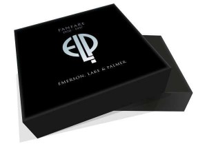 Emerson, Lake & Palmer BOX Fanfare 1970 - 1997