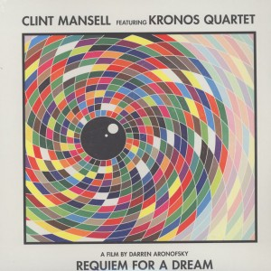 RSD16 CLINT MANSELL & KRONOS QUARTET ‎ Requiem For A Dream (EU)