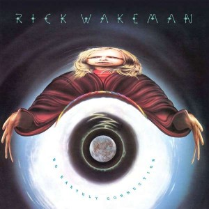 RICK WAKEMAN No Earthly Connection - LP