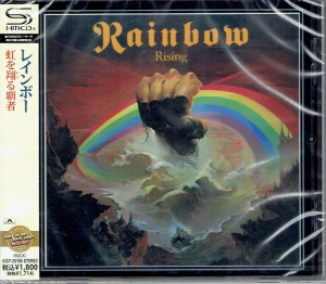 RAINBOW Rising SHM-CD (UICY-25165)