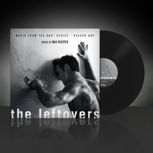 THE LEFTOVERS BY Max Richter - Vinyl LP (THIRD pressing)