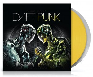 The Many Faces of Daft Punk (COLOR 2xLP)