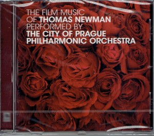 The Film Music Of Thomas Newman (The City of Prague Philharmonic Orchestra) SILCD1262