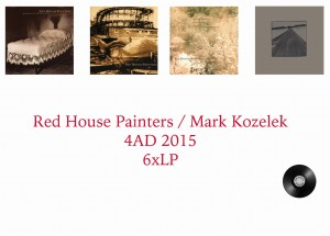 RED HOUSE PAINTERS Mark Kozelek - 6xLP