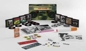 THE CLASH SOUND SYSTEM limited box 11xCD+DVD