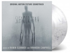 RAMIN DJAWADI & BRANDON CAMPBELL Slender Man (COLORED LP)
