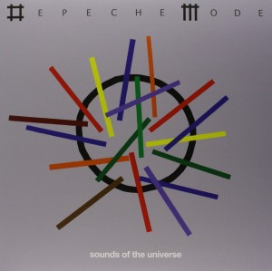 DEPECHE MODE Sounds Of The Universe 2xLP 180g MOVLP951