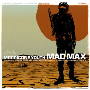MORRICONE YOUTH Mad Max - LIMITED GOLD VINYL LP