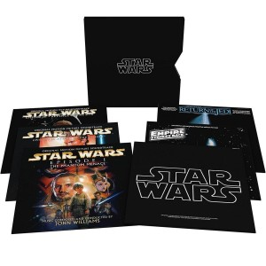 JOHN WILLIAMS GWIEZDNE WOJNY Star Wars Ultimate Collection 11xLP BOX