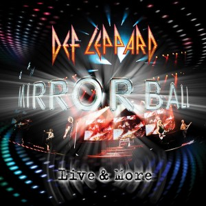 DEF LEPPARD Mirror Ball - Live & More 3xLP 180g