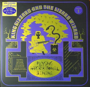 KING GIZZARD AND THE LIZARD WIZARD Flying Microtonal Banana
