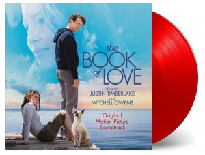 JUSTIN TIMBERLAKE Book Of Love (2xLP RED COLOR)