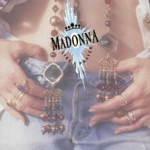 MADONNA Like A Prayer - 180g LP