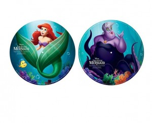 The Little Mermaid MAŁA SYRENKA - limited Picture Disc (2016)