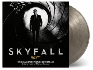 THOMAS NEWMAN Skyfall (BOND OST COLOURED VINYL)