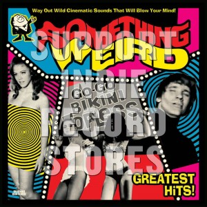 VARIOUS Something Weird Greatest Hits (BLACK FRIDAY 2018) (2xCD)