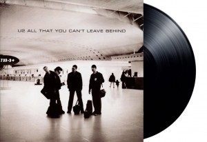 U2 All That You Can't Leave Behind 180g LP