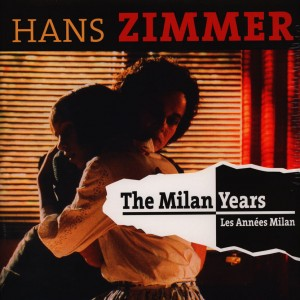 HANS ZIMMER The Milan Years - 2xLP 180g