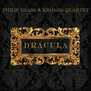PHILIP GLASS KRONOS QUARTET Dracula 180g 2LP (100% virgin vinyl)