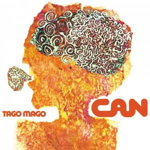 CAN Tago Mago 2xLP REMASTERED BY HOLGER CZUKAY