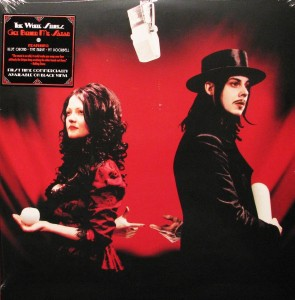 THE WHITE STRIPES Get Behind Me Satan 2LP 180g+MP3
