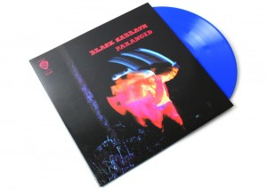 BLACK SABBATH Paranoid - 180g blue vinyl