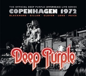 DEEP PURPLE Copenhagen 1972 3xLP