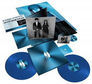 U2 Songs Of Experience -180g Numbered Limited Deluxe Box (Cyan Blue Vinyl)
