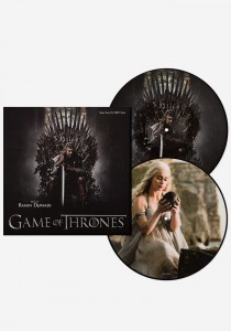 GAME OF THRONES Gra O Tron - LTD 2xLP Picture Disc