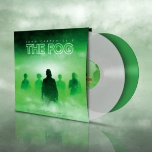 THE FOG - John Carpenter OST limited 2x coloured vinyl (1. press)