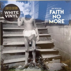 FAITH NO MORE Sol Invictus WHITE LP biały winyl