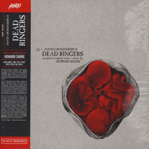 Howard Shore DEAD RINGERS - LP 180g (MOND-077)