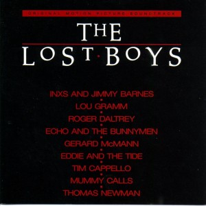 THE LOST BOYS Straceni Chłopcy OST White Vinyl