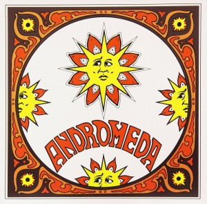 Andromeda LP + 7' LIMITED EDITION - PROGROCK