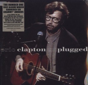 ERIC CLAPTON Unplugged 180g LP