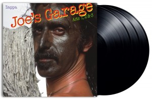 FRANK ZAPPA Joe's Garage (3xLP 2016 remaster)
