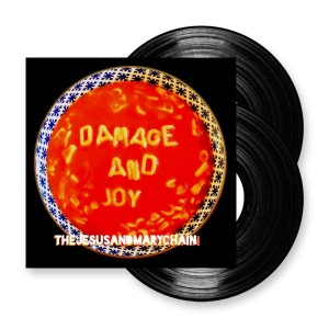 signed by the band THE JESUS AND MARY CHAIN Damage And Joy 2xLP