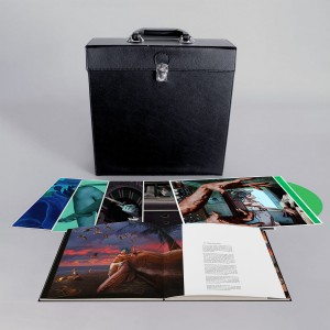 GORILLAZ HUMANZ (LTD SUPER DELUXE BOX COLOR 14xLP)