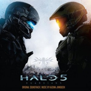 Kazuma Jinnouchi HALO 5 GUARDIANS - 180g LP + MP3 (game soundtrack)