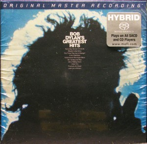 Bob Dylan's Greatest Hits (LIMITED NUMBERED UDSACD 2120 SACD)