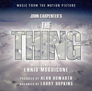 ENNIO MORRICONE J.Carpenter's The Thing 2xLP