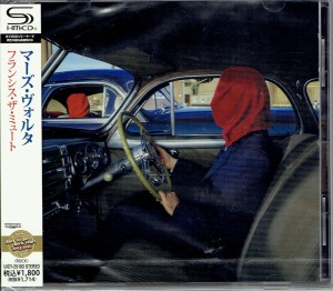 THE MARS VOLTA Frances The Mute JAPAN SHM UICY-25193