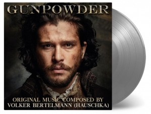 VOLKER BERTELMANN (HAUSCHKA) Gunpowder COLOURED LP MOVATM185