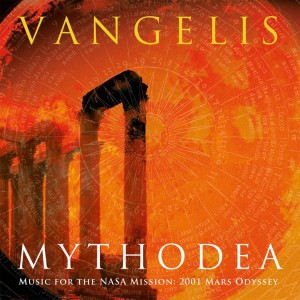 VANGELIS MYTHODEA (MUSIC FOR THE NASA MISSION 2001 MARS ODYSSEY)