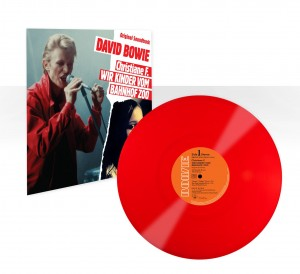 DAVID BOWIE Christiane F. Wir Kinder Vom Bahnhof Zoo (COLOURED VINYL)